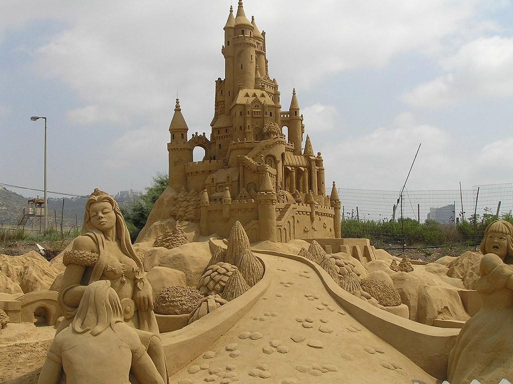 sandcastles17 Замки из песка, которые поразят ваше воображение