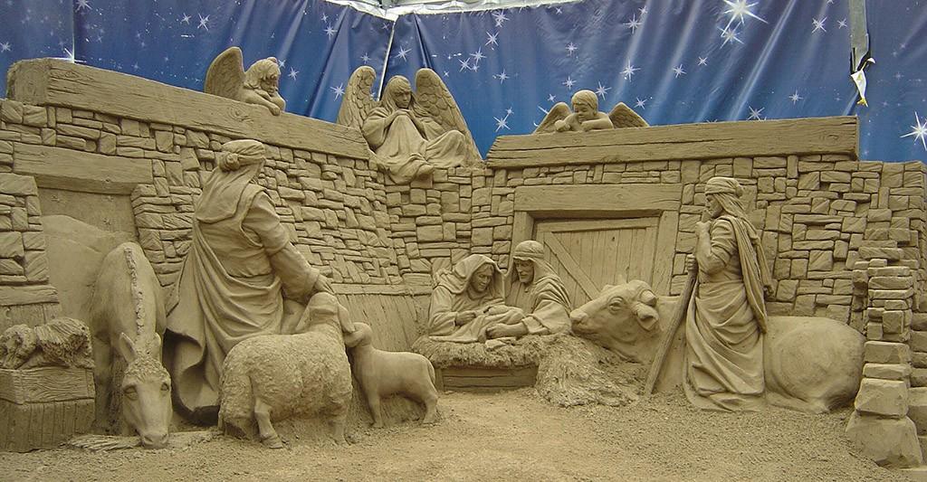 sandcastles19 Замки из песка, которые поразят ваше воображение