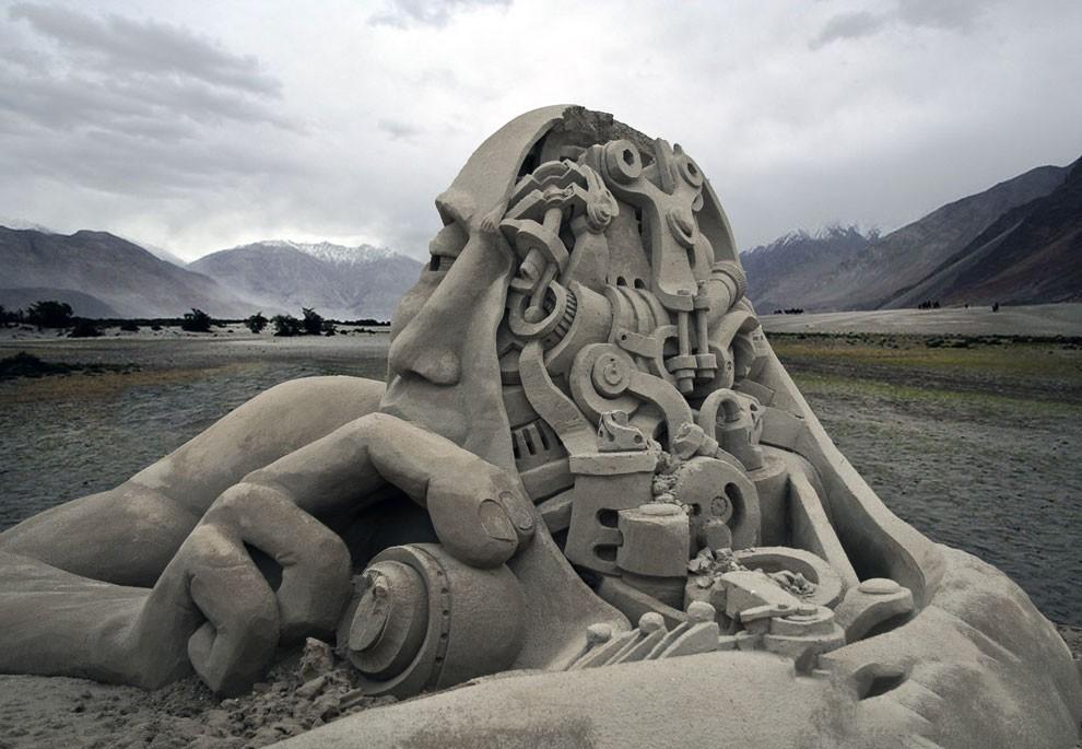 sandcastles24 Замки из песка, которые поразят ваше воображение