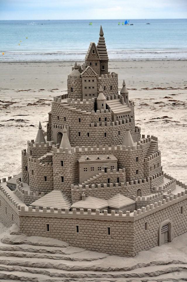 sandcastles29 Замки из песка, которые поразят ваше воображение