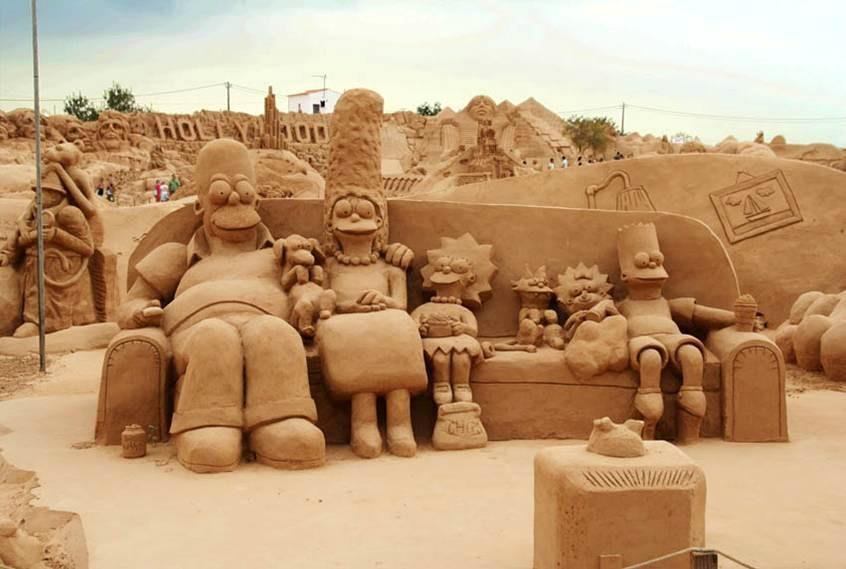 sandcastles33 Замки из песка, которые поразят ваше воображение