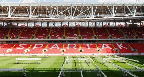 Новый стадион «Спартака»
