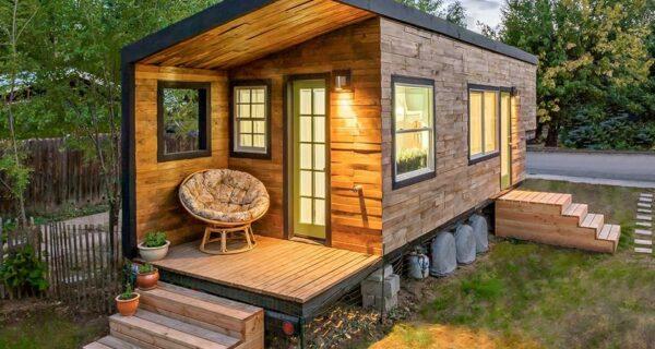 Самые маленькие дома в мире гораздо просторнее, чем кажутся