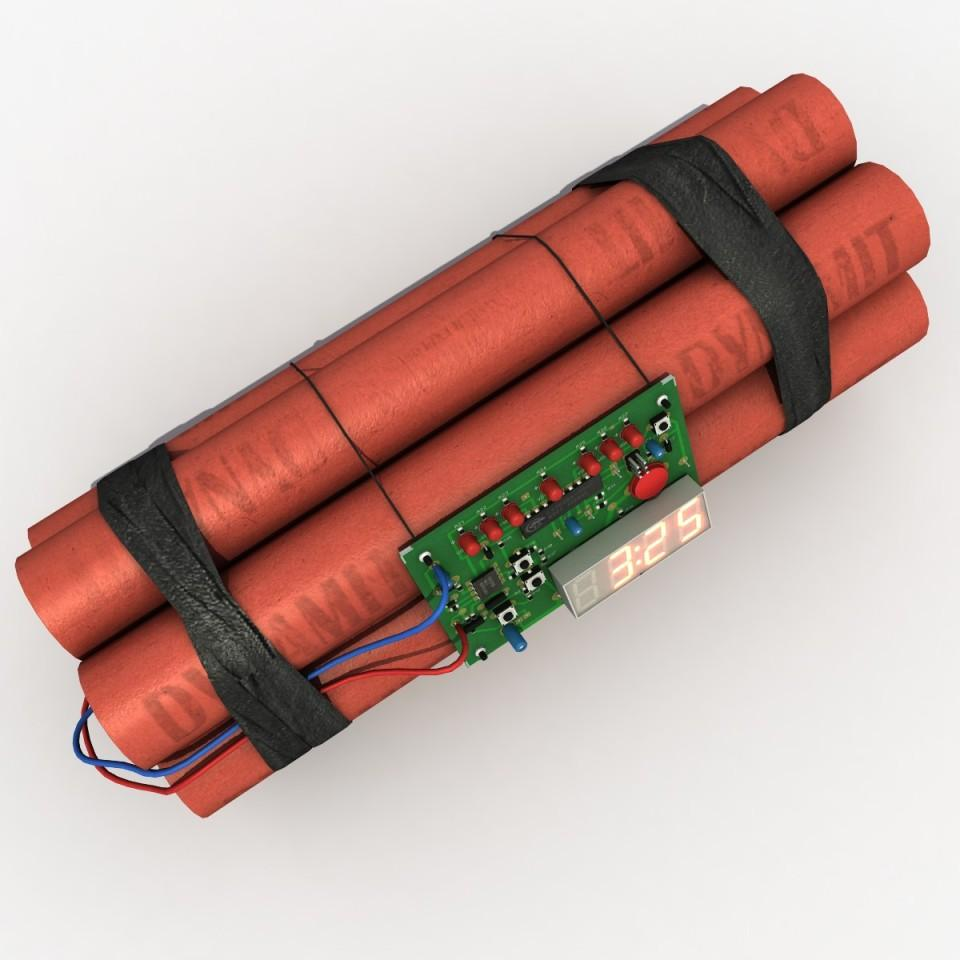Динамит 960x960 20 самых удачных изобретений, которые появились случайно