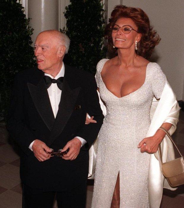 043 Самой красивой итальянке Софи Лорен 80 лет