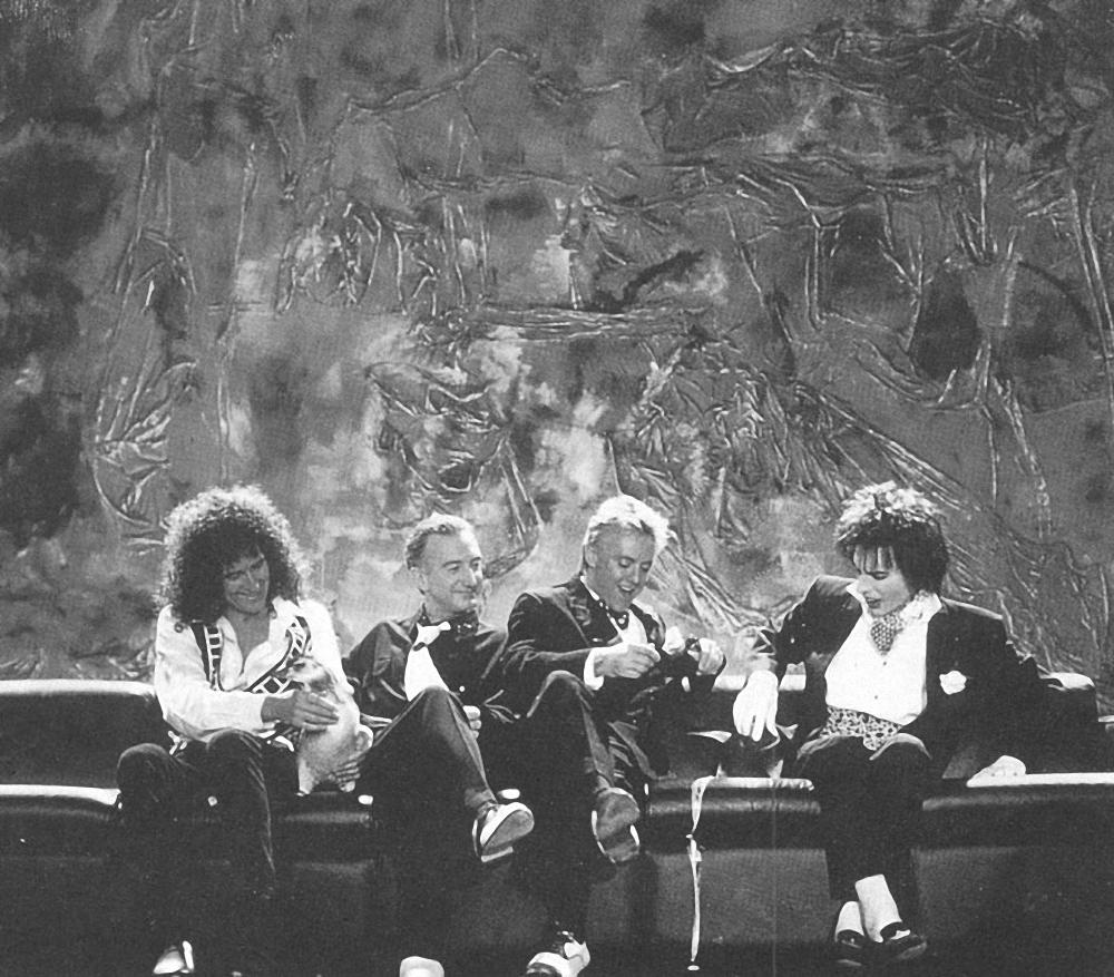 1297327647 Самые знаковые песни группы Queen