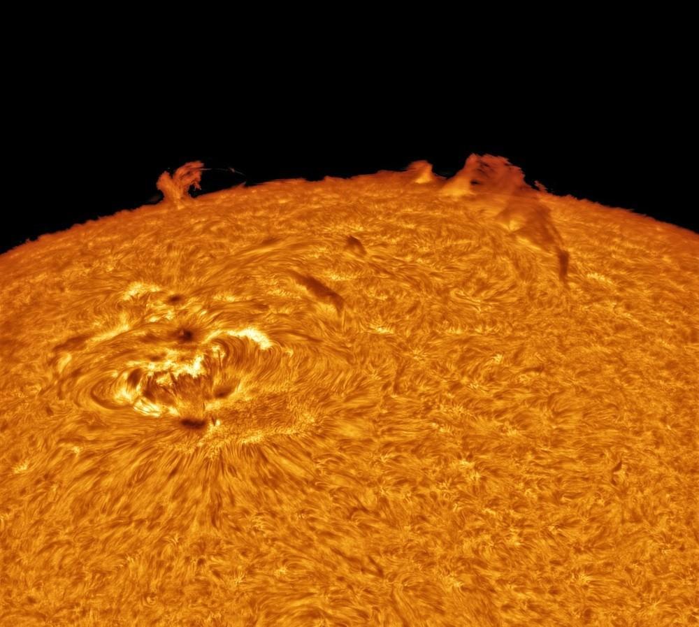 Astronomy15 Лучшие фотографии нашей Вселенной по версии обсерватории Гринвича