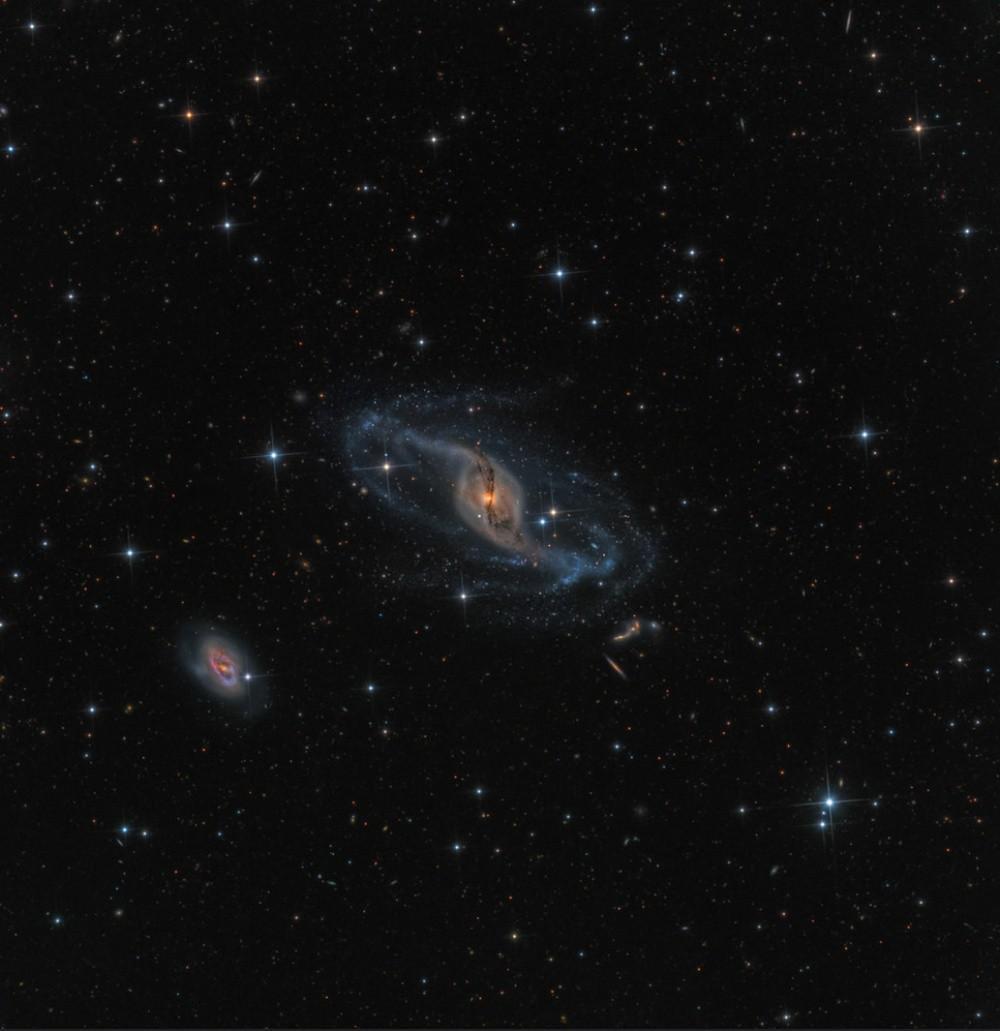 Astronomy21 Лучшие фотографии нашей Вселенной по версии обсерватории Гринвича