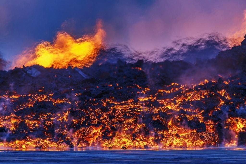 Bardarbunga02 Краски вулкана Бардарбунга