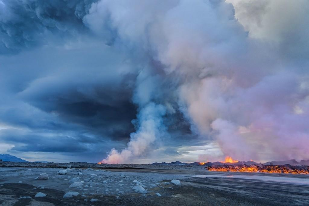 Bardarbunga04 Краски вулкана Бардарбунга