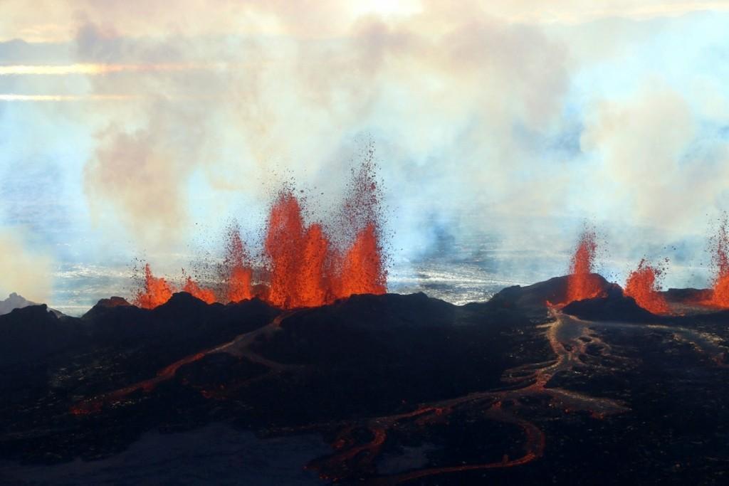 Bardarbunga06 Краски вулкана Бардарбунга