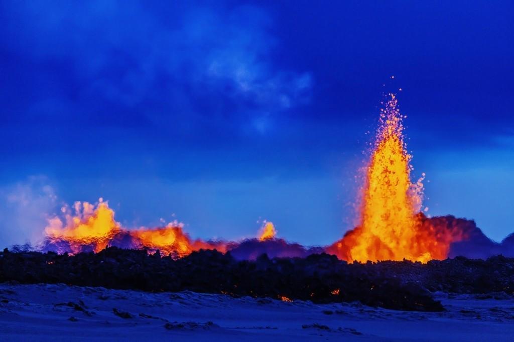 Bardarbunga07 Краски вулкана Бардарбунга