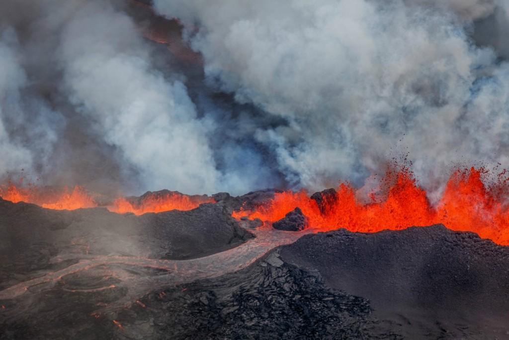 Bardarbunga10 Краски вулкана Бардарбунга