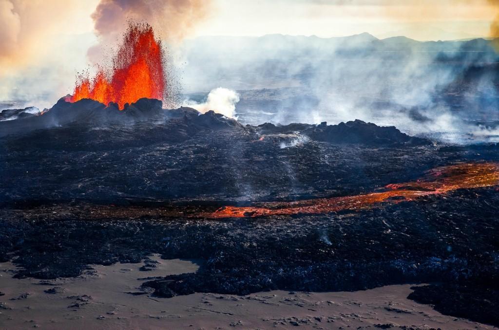 Bardarbunga12 Краски вулкана Бардарбунга