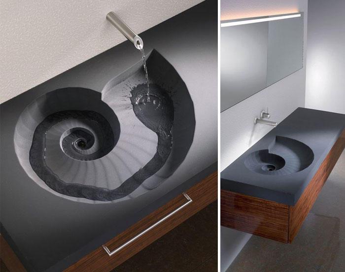 Дизайн комнат с аквариумом