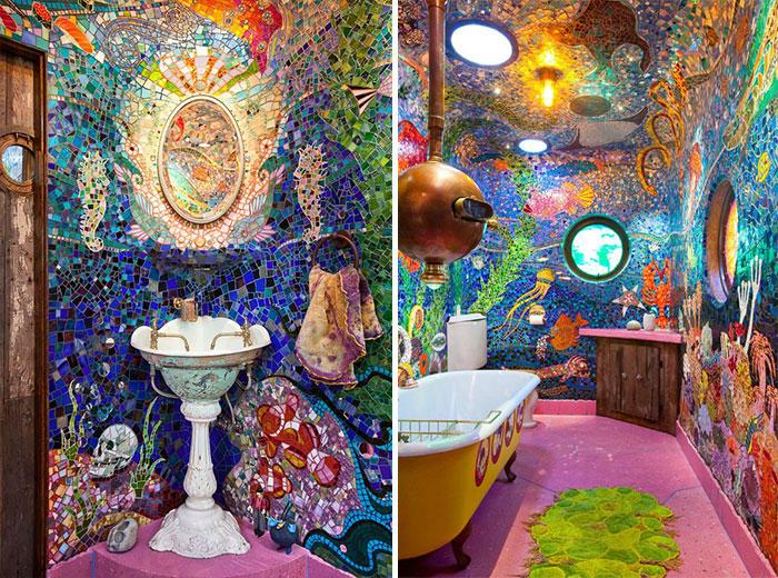 Bathrooms14 14 удивительных дизайн идей для ванной комнаты