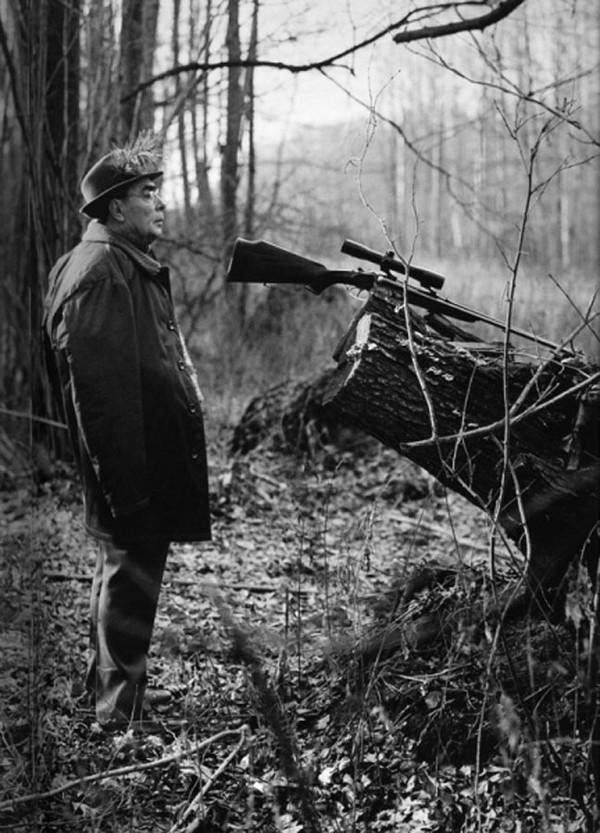 Brezhnev08 Леонид Ильич Брежнев на отдыхе и не только