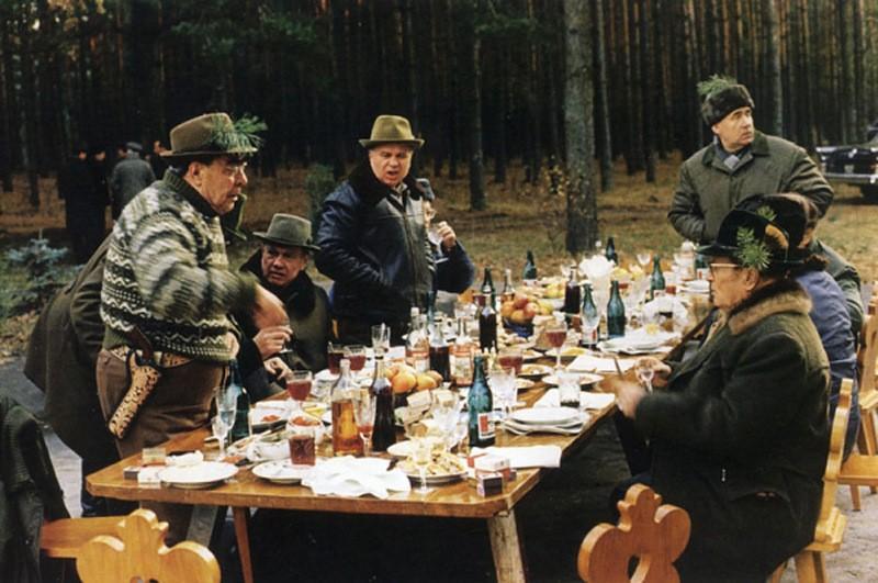 Brezhnev09 Леонид Ильич Брежнев на отдыхе и не только