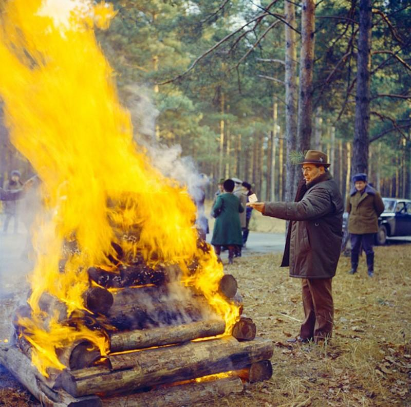 Brezhnev12 Леонид Ильич Брежнев на отдыхе и не только