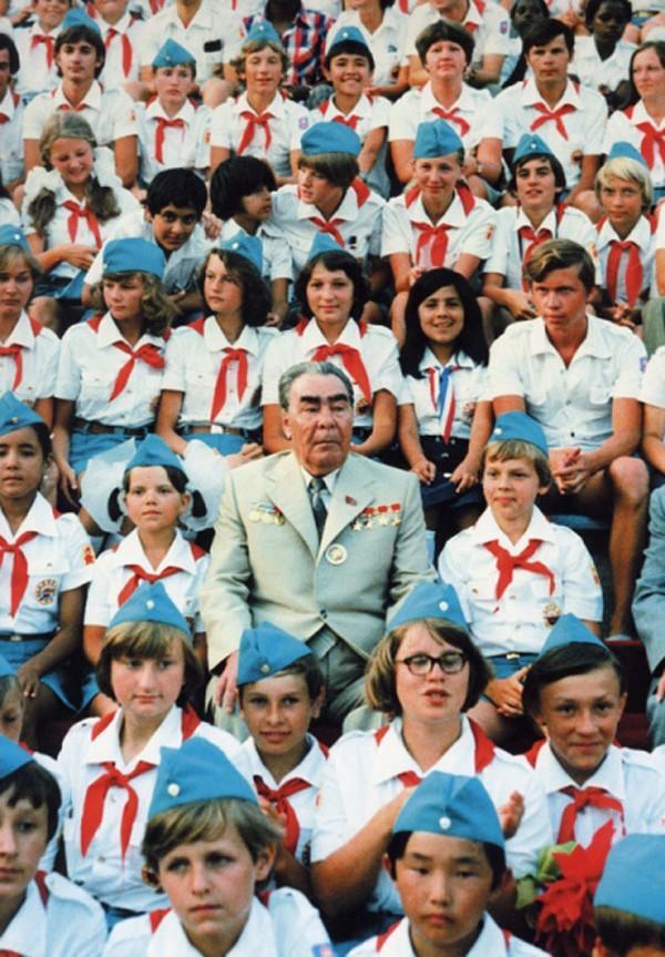 Brezhnev15 Леонид Ильич Брежнев на отдыхе и не только