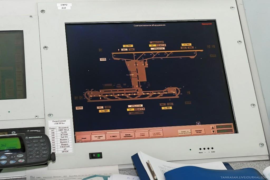 DMEtower09 Как работают авиадиспетчеры