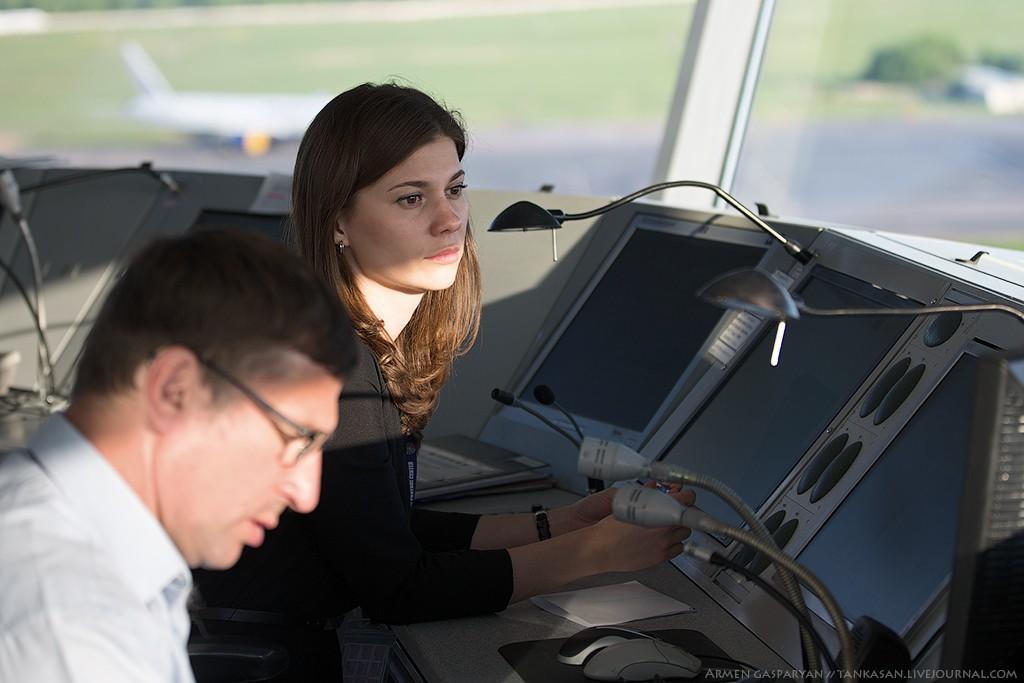 DMEtower16 Как работают авиадиспетчеры