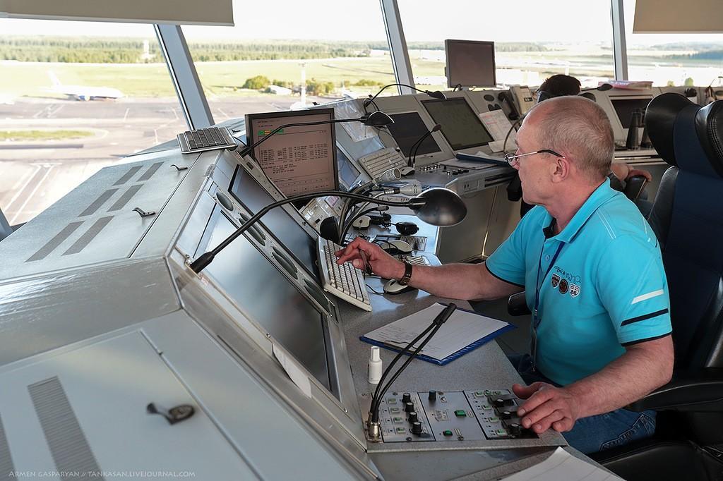 DMEtower19 Как работают авиадиспетчеры