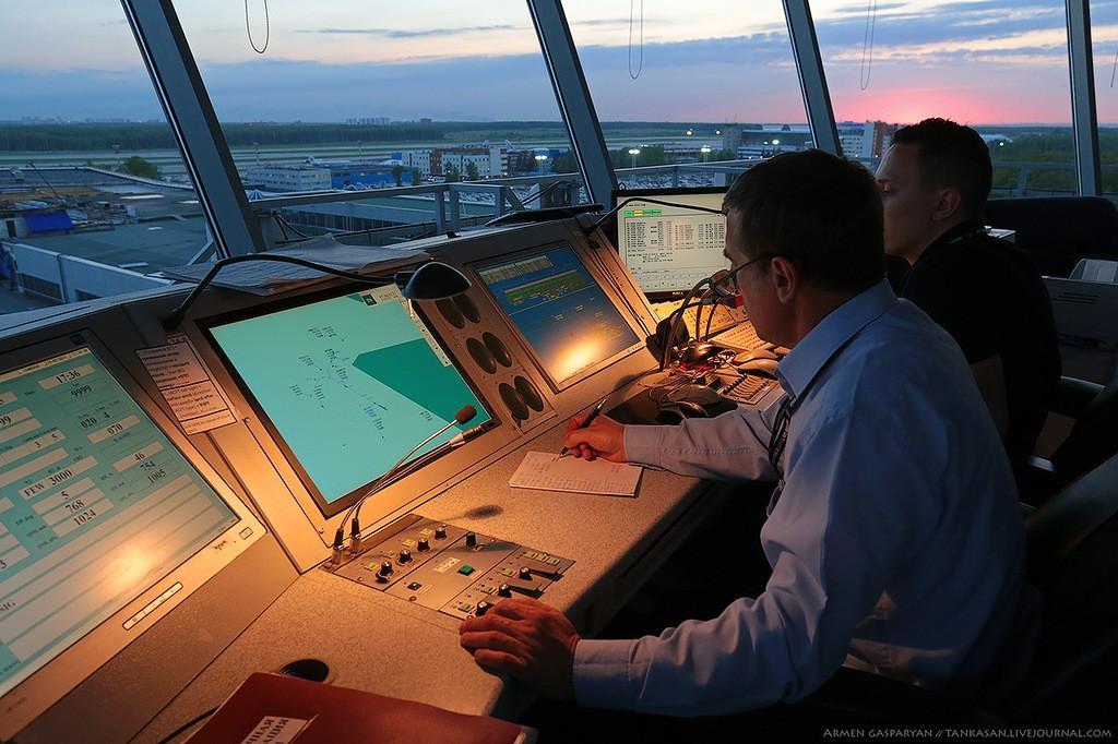 DMEtower20 Как работают авиадиспетчеры