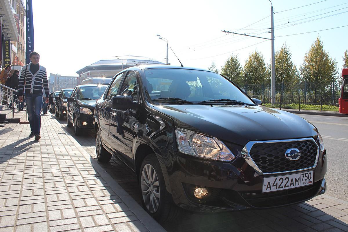 Datsun01 Datsun on DO — японец с русскими корнями