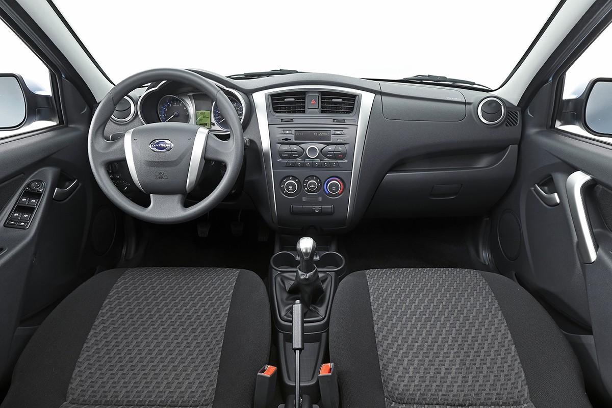 Datsun10 Datsun on DO — японец с русскими корнями