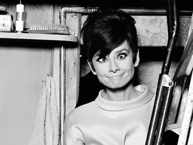 Hepburn00 Редкие фотографии Одри Хепбёрн