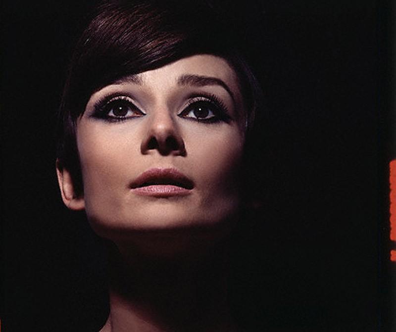 Hepburn18 Редкие фотографии Одри Хепбёрн