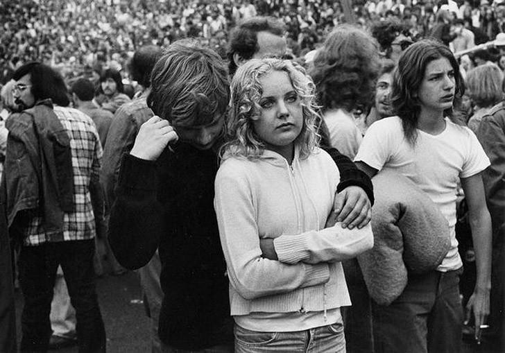 Американские подростки 60–80‑х на фотографиях Джозефа Сабо
