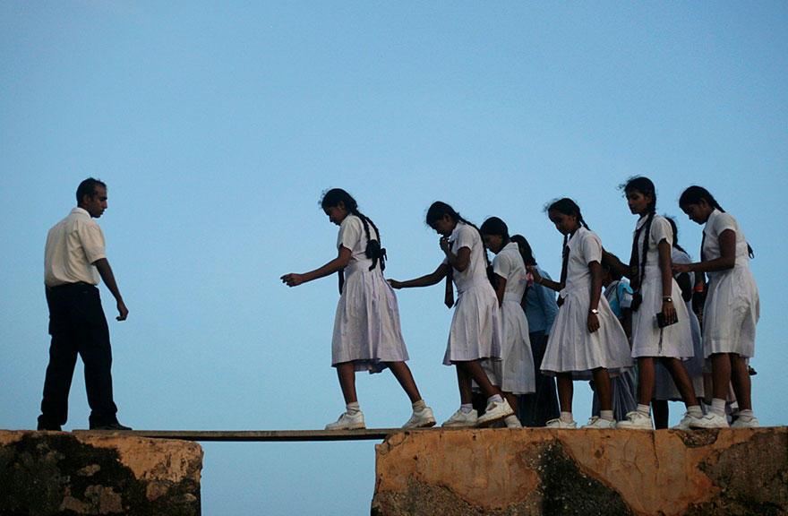 Journey2School17 25 самых опасных дорог в школу