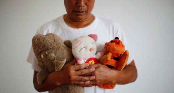 Трагедия близких пропавших без вести пассажиров малайзийского «Боинга»