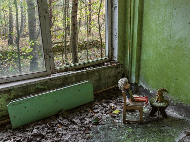 NuclearTourist01 Туристы в Чернобыле
