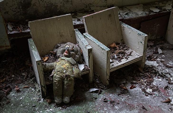 NuclearTourist06 Туристы в Чернобыле