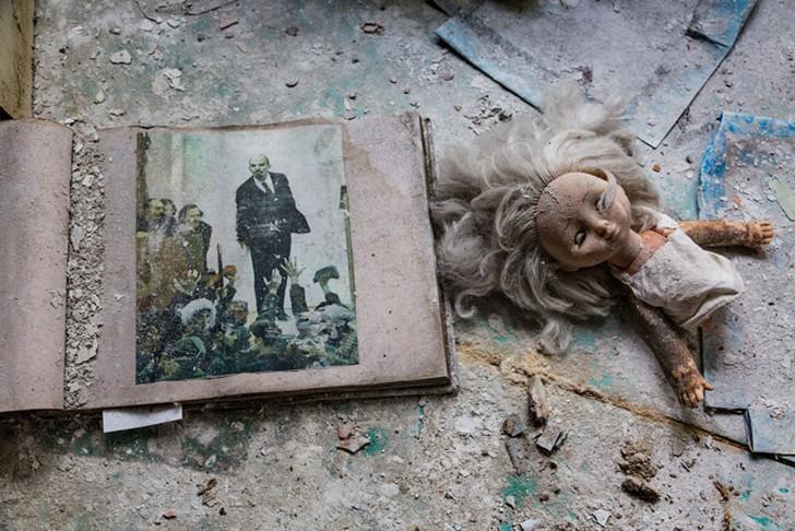 NuclearTourist07 Туристы в Чернобыле