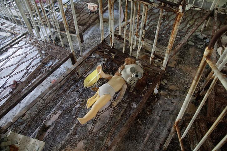 NuclearTourist08 Туристы в Чернобыле