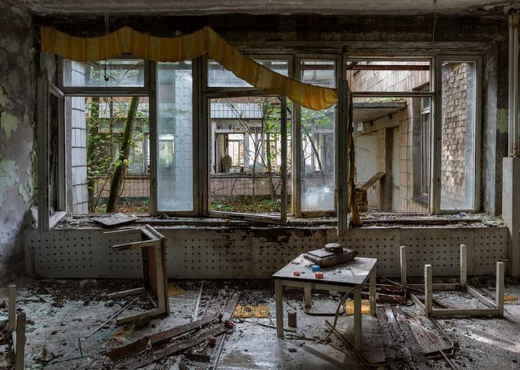 NuclearTourist10 Туристы в Чернобыле