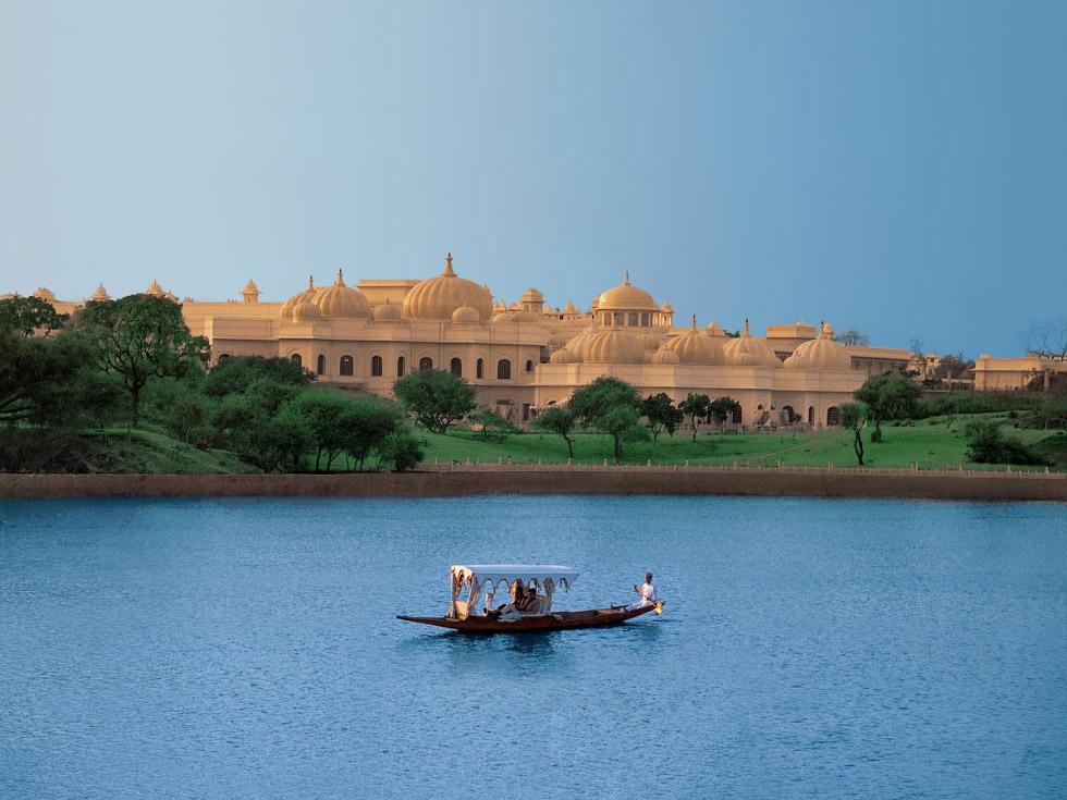 OberoiUdaivilas01 Самый шикарный отель в Индии