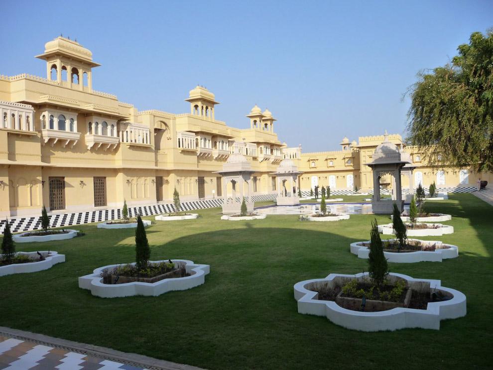 OberoiUdaivilas03 Самый шикарный отель в Индии