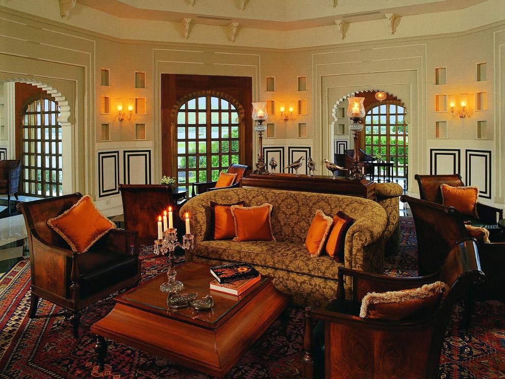 OberoiUdaivilas07 Самый шикарный отель в Индии