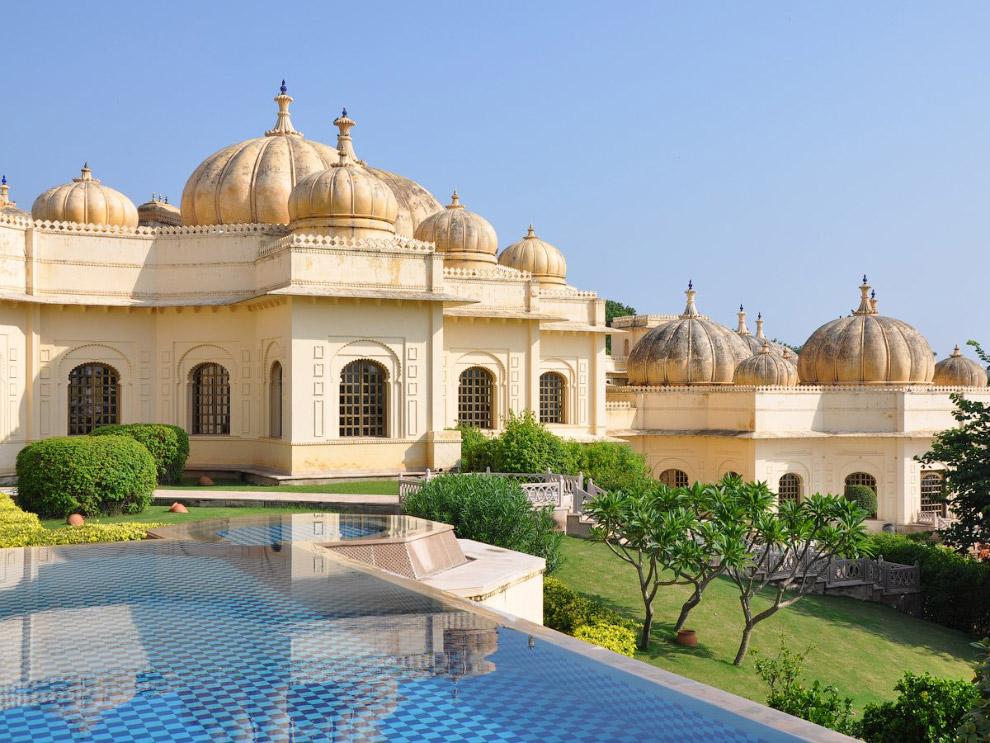 OberoiUdaivilas08 Самый шикарный отель в Индии