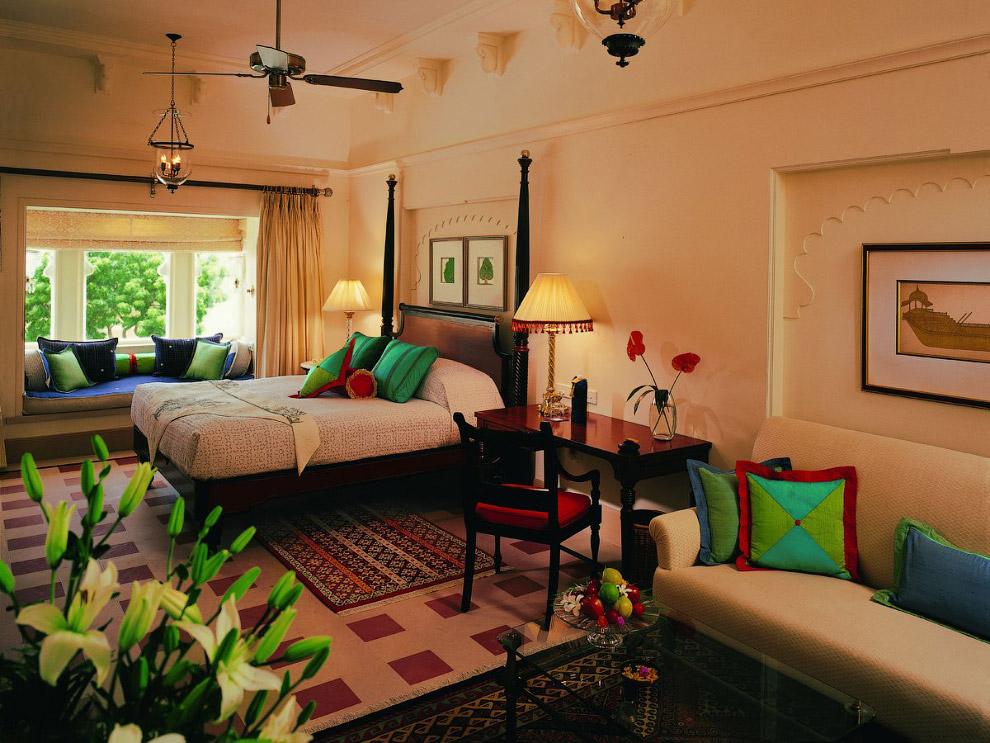 OberoiUdaivilas10 Самый шикарный отель в Индии