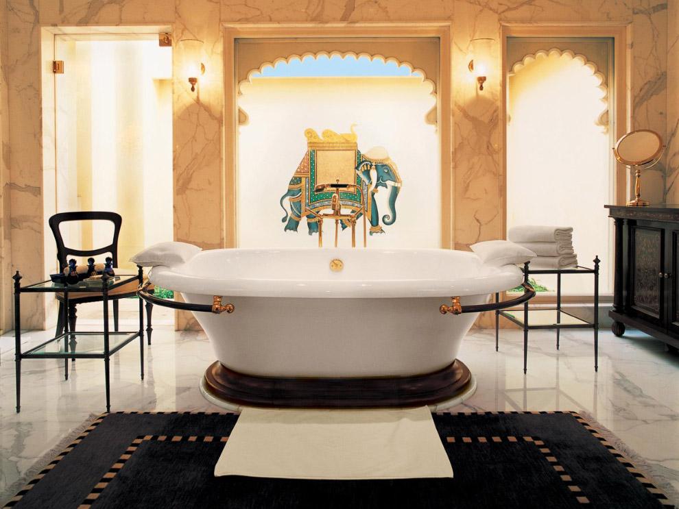 OberoiUdaivilas11 Самый шикарный отель в Индии
