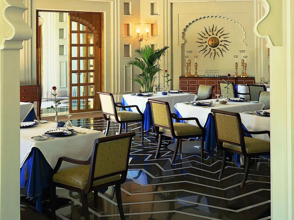 OberoiUdaivilas13 Самый шикарный отель в Индии