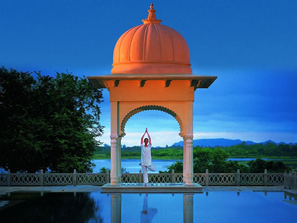 OberoiUdaivilas15 Самый шикарный отель в Индии