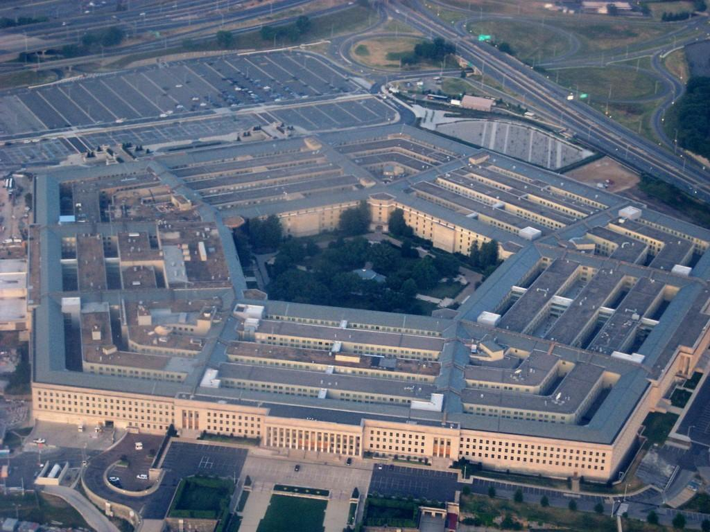 Pentagon04 10 фактов про Пентагон, которые вы, вероятней всего, не знали
