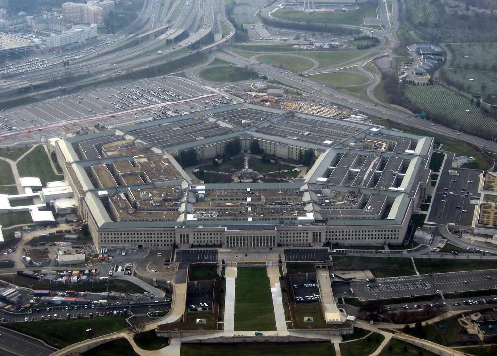 Pentagon08 10 фактов про Пентагон, которые вы, вероятней всего, не знали